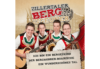 Zillertaler Bergzigeuner - Ich Bin Ein Bergeskind  - (5 Zoll Single CD (2-Track))