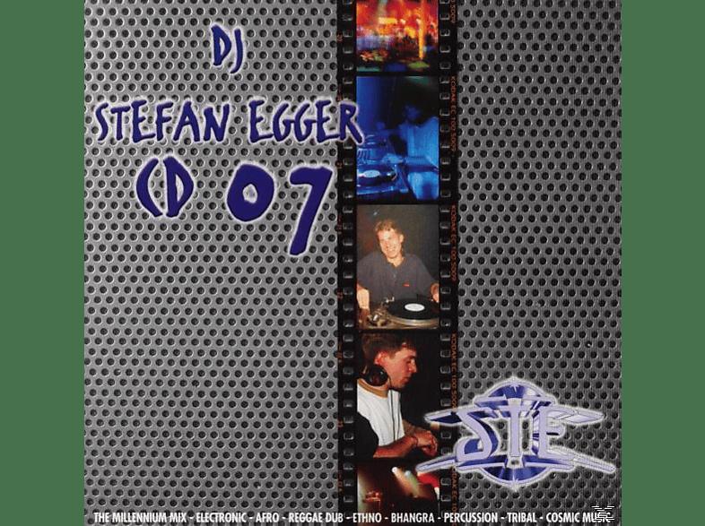 Dj Stefan Egger - The Millennium Mix Cd 7 [CD]