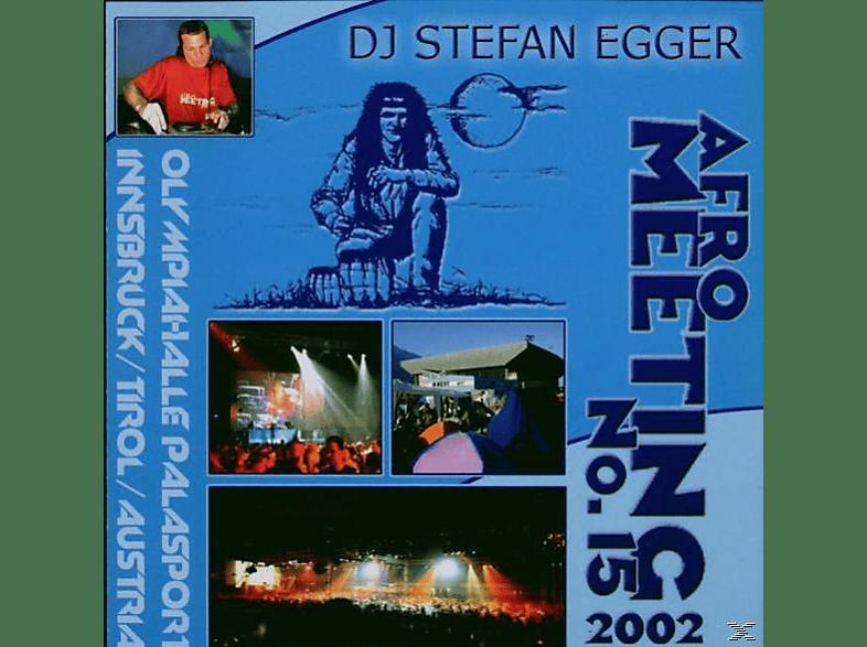 Dj Stefan Egger - Afro Meeting Nr.15-2002 [CD]