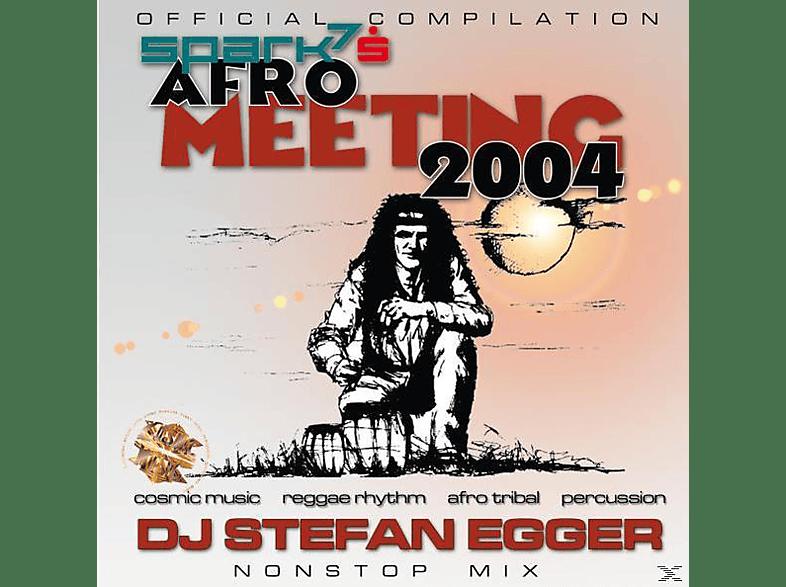 Dj Stefan Egger - Afro Meeting Nr.17/2004 [CD]
