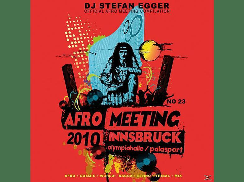 Dj Stefan Egger - Afro Meeting Nr. 23/2010 [CD]