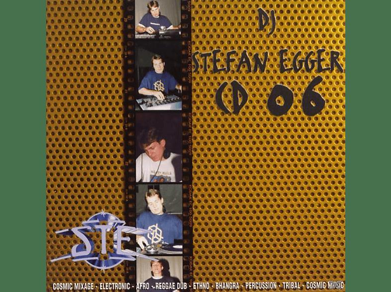 Dj Stefan Egger - Cosmic Mixage Cd 6 [CD]