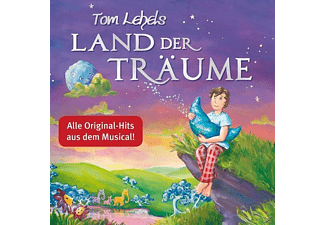 Various - Tom Lehels Land Der Träume-Die Musical-Songs - (CD)