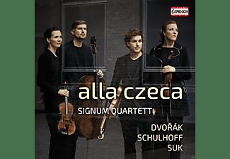 Signum Quartett - Alla Czeca  - (CD)