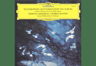 Martha Argerich, Charles Dutoit, Royal Philharmonic - Klavierkonzert 1 B-moll (180g)  - (Vinyl)