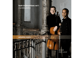 Ensemble Paladino - Bach (re)inventions Vol.1 - (CD)