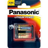 PANASONIC 2B242597 2CR-5L/1BP Batterie