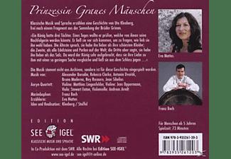 - Prinzessin Graues Mäuschen  - (CD)