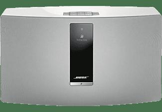BOSE SoundTouch 30 III Streaming Lautsprecher App-steuerbar, Bluetooth, Weiß