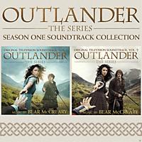 Bear Mccreary - Outlander Season.1 Soundtrack Coll./Ost [CD]