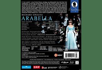 VARIOUS, Staatskapelle Dresden, Sächsischer Staatsopernchor Dresden - Arabella  - (Blu-ray)