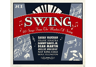 VARIOUS - Swing  - (CD)