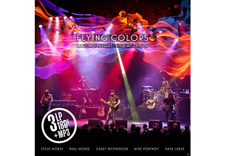Flying Colors - Second Flight: Live At The Z7 (3lp 180 Gr.+Mp3)  - (Vinyl)