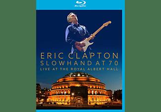 Eric Clapton - Slowhand At 70-Live At The Royal Albert Hall  - (Blu-ray)