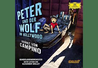 Alexander Shelley, Campino, Bundesjugendorchester - Peter Und Der Wolf In Hollywood  - (CD)