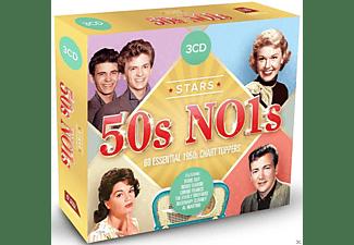 VARIOUS - Stars Of 50s No.1s  - (CD)