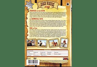 Feuerwasser und frische Blüten, Der geheimnisvolle Reiter, Winde der Wildnis DVD