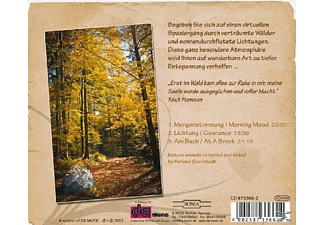 Saerstedt Perlund - Wald Spaziergang  - (CD)