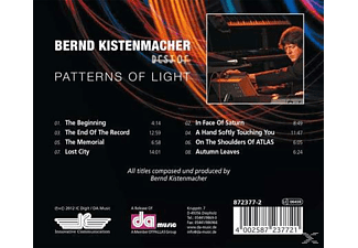 Bernd Kistenmacher - Patterns Of Light-Best Of Bernd Kistenmacher  - (CD)