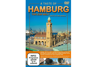 A Taste of Hamburg - Tor zur Welt DVD
