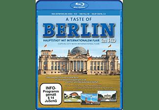 A Taste of Berlin - Hauptstadt mit internationalem Flair Blu-ray