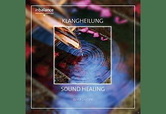 Oliver Gillespie - Klangheilung  - (CD)