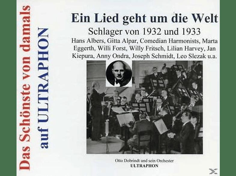 ALBERS,HANS/COMEDIAN HARMONISTS/FRITSCH,WILLY/+ - Ein Lied Geht Um Die Welt [CD]