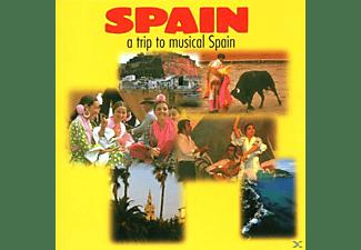 VARIOUS - Spanien  - (CD)