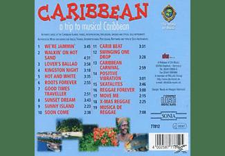 VARIOUS - Karibik  - (CD)