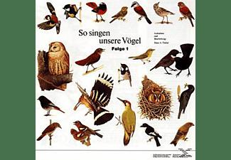 Vogelstimmen - So Singen Unsere Vögel 1  - (CD)