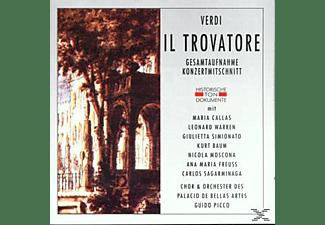 Chor & Orch.Des Palacio De Las Bellas Artes - Il Trovatore (Ga)  - (CD)