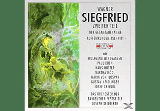 Bfo - Siegfried-Zweiter Teil  - (CD)