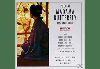 Metropolitan Opera Orchestra & Chorus - Madama Butterfly (Ga)  - (CD)