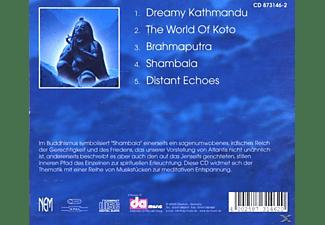 Mind Over Matter - Shambala  - (CD)