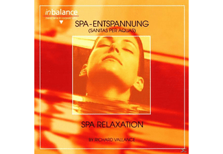Richard Vallance - Spa Entspannung (Sanitas Per Aquas) - (CD)