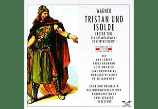 Orchester Des Nwdr - Tristan & Isolde (Erster Teil)  - (CD)