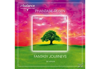 Venja - Phantasie-Reisen/Fantasy Journ  - (CD)
