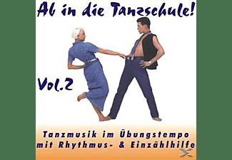VARIOUS - Ab In Die Tanzschule! Vol.2  - (CD)