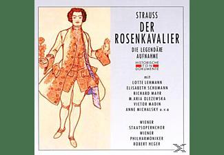 Wiener Philharmoniker, Wiener Staatsopernchor - Der Rosenkavalier (Ga)  - (CD)