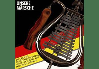 VARIOUS - Unsere Deutschen Märsche  - (CD)