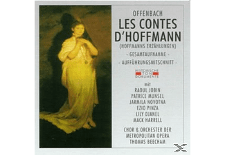 Metropolitan Opera Orchestra & Chorus - Les Contes D'hoffmann (Ga)  - (CD)