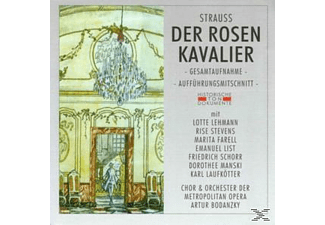 Metropolitan Opera Orchestra & Chorus - Der Rosenkavalier (Ga)  - (CD)