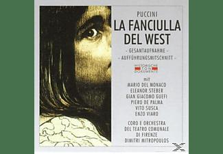 Coro E Orch.Del Teatro Com.Di - La Fanciulla Del West  - (CD)