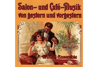 Darek Ensemble - Salon-Und Cafe-Musik  - (CD)