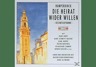 Chor & Orch.D.Bayr.Rundfunks - Die Heirat Wider Willen  - (CD)