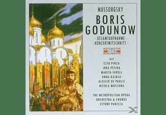 Chor & Orch.D.Met New York - Boris Godunow  - (CD)