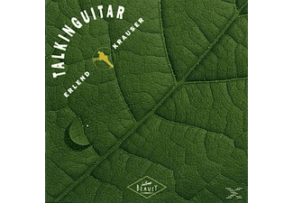Erlend Krauser - Talkin Guitar  - (CD)