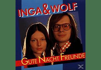 Wolf, Inga & Wolf - Gute Nacht Freunde  - (CD)