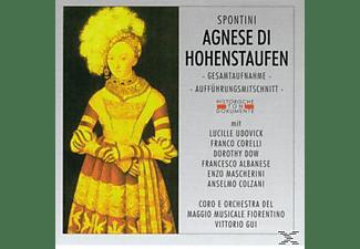 Coro E Orch.Del Maggio Musical - Agnese Di Hohenstaufen  - (CD)