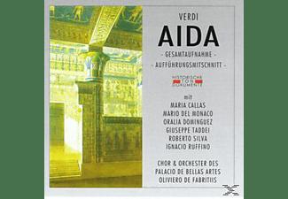 ORCH.D.PALACIO DE BELLA - Aida  - (CD)